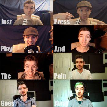 Youtubers - Jacksepticeye Plushie by Jack-O-AllTrades on DeviantArt