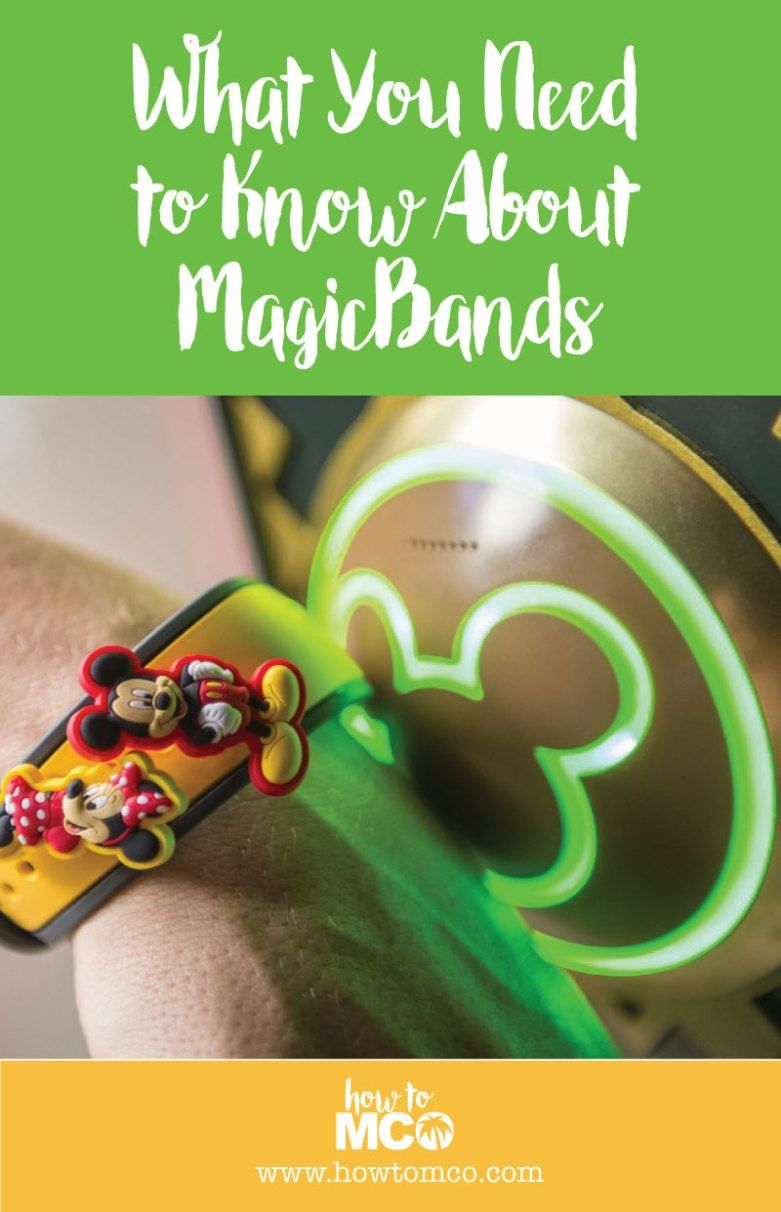 MagicBands everything you need to know for your next trip to Walt Disney World. Includes ordering a MagicBand and what you can use your MagicBand for. Brought to you by www.howtomco.com.