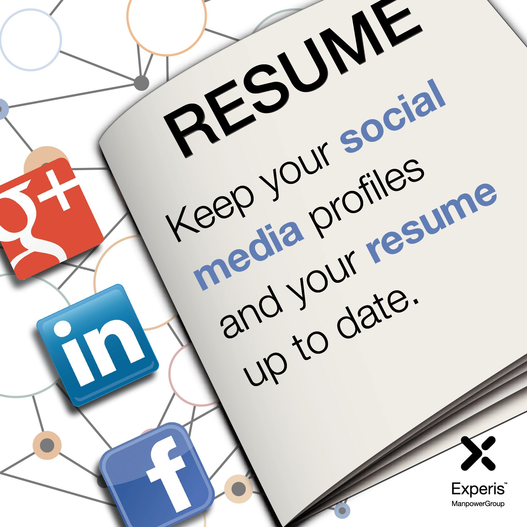 Career Tip: Always be ready for a new opportunity. Keep your LinkedIn and other social media profiles (and your resume) up to date. https://www.facebook.com/photo.php?fbid=532429090128817=a.205418319496564.56220.183135158391547=1