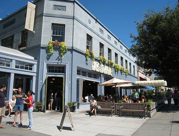 Open City Cafe, Washington DC--My favorite coffee shop