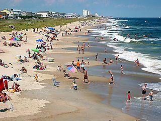 Kure Beach Nc In The Summer One Of My Favorite Beaches To Visit