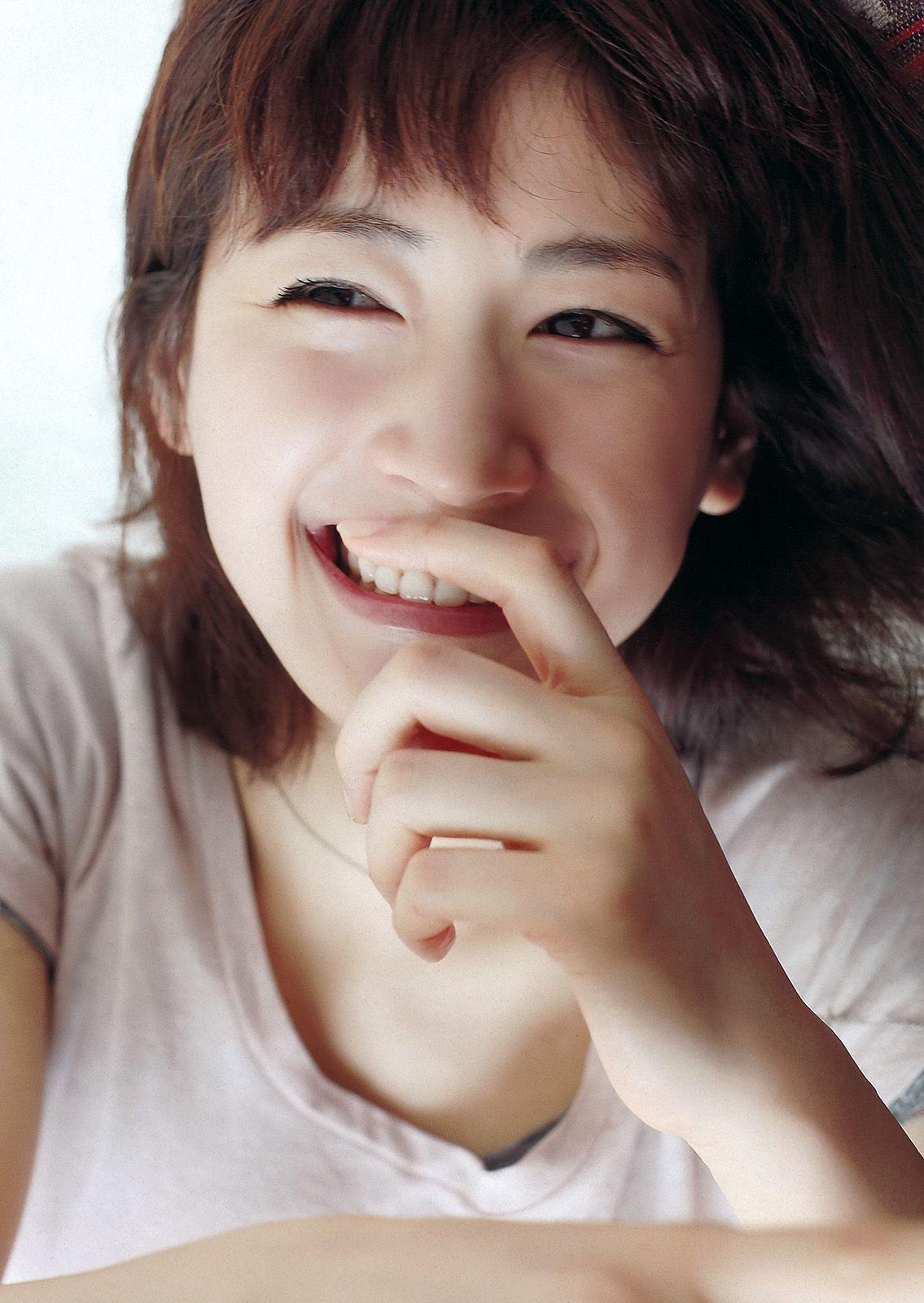 みんな大好き♡綾瀬はるかちゃんから学ぶ前髪アレンジ