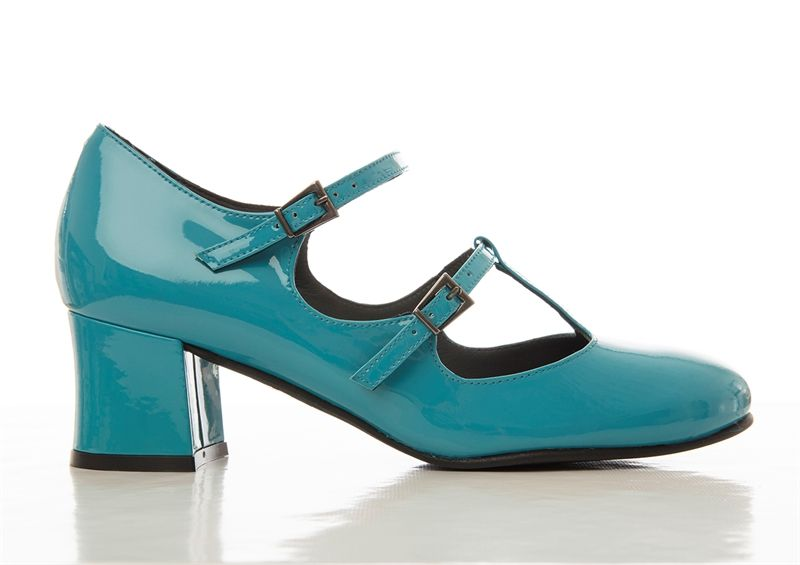 salg usa online populære butikker stor rabat Nordic ShoePeople Frida13 Aqua   My wardrobe - shoes   My ...