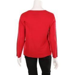 Photo of Fein gestrickter Pullover mit Ziersteinen von … Stylefully.de