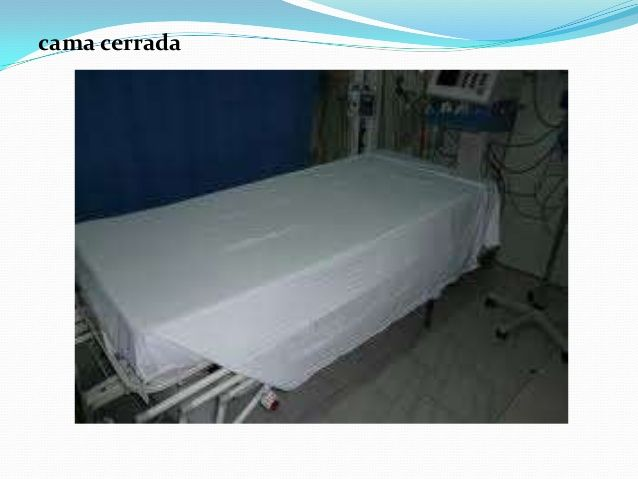 Unidad Del Paciente Cama Cerrada Fundamentos De Enfermería Estudiantes De Enfermería