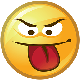 Tongue Out Angry Emoticon Angry Emoticon Funny Emoticons Smiley