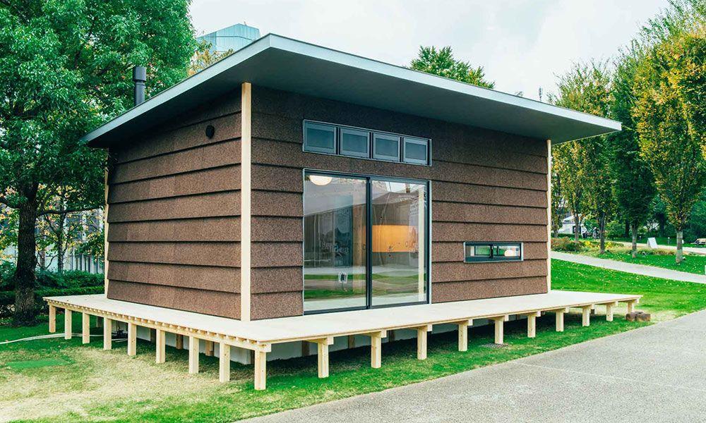 MUJI Huts Apply Japanese Aesthetics to Tiny Houses