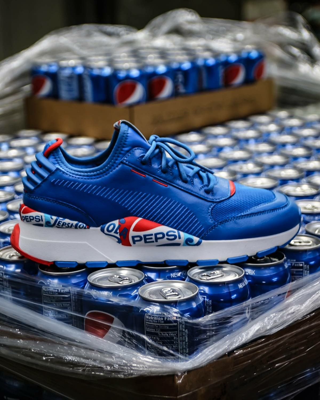 Pepsi x Puma RS-0  67dd98949