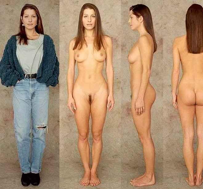 Ženski anatomi telesa trupa-5374