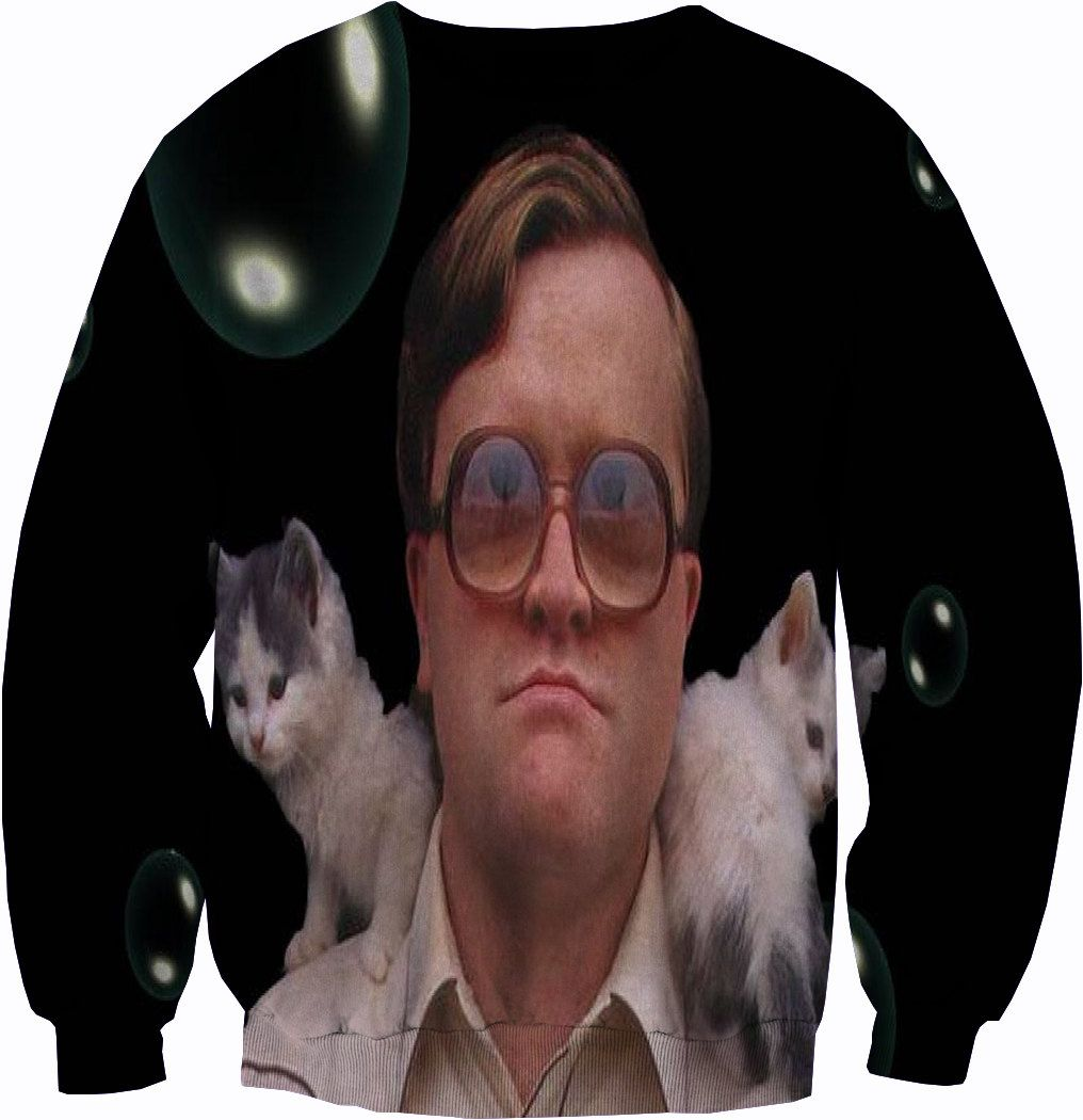 Trailer Park Boys Bubbles Sweater Crewneck by YeahWhateverz ...