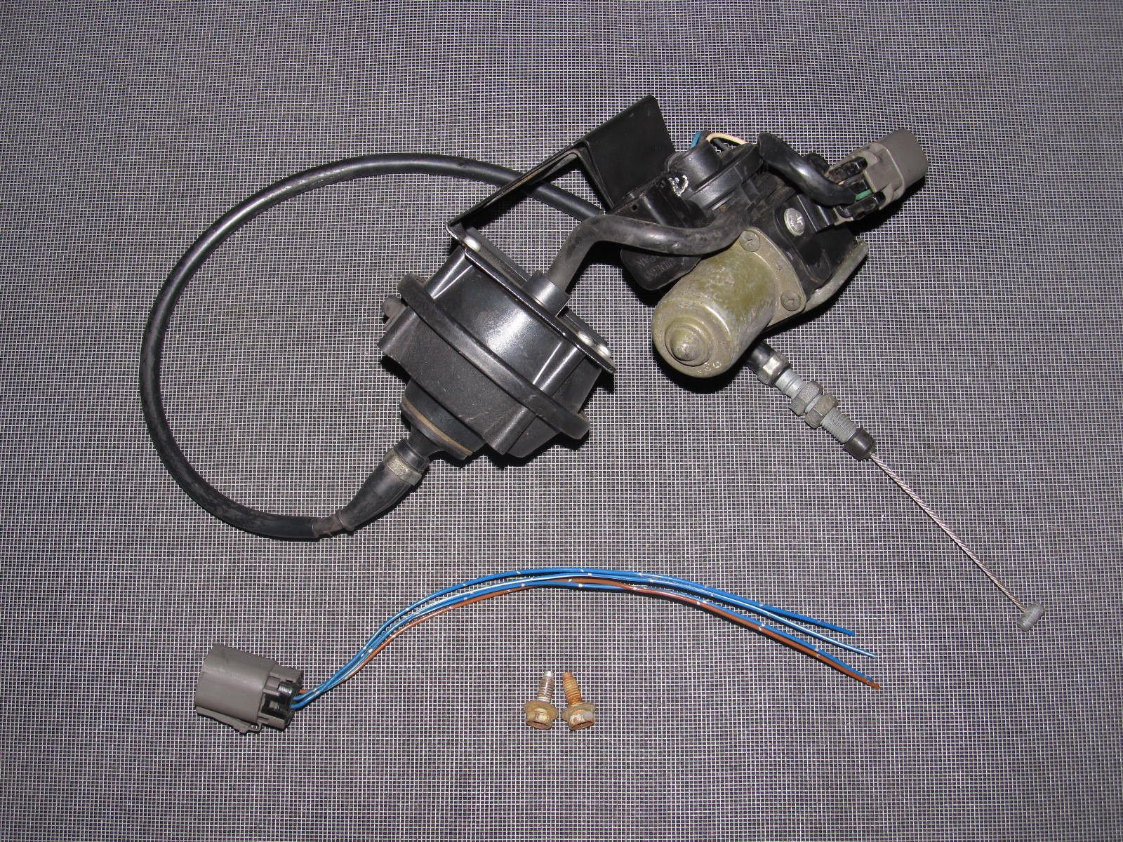 9096 Nissan 300zx Cruise Control Motor Actuator & Cable