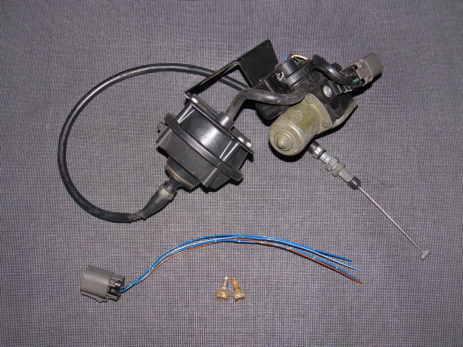 90 96 nissan 300zx cruise control motor actuator cable rh pinterest com