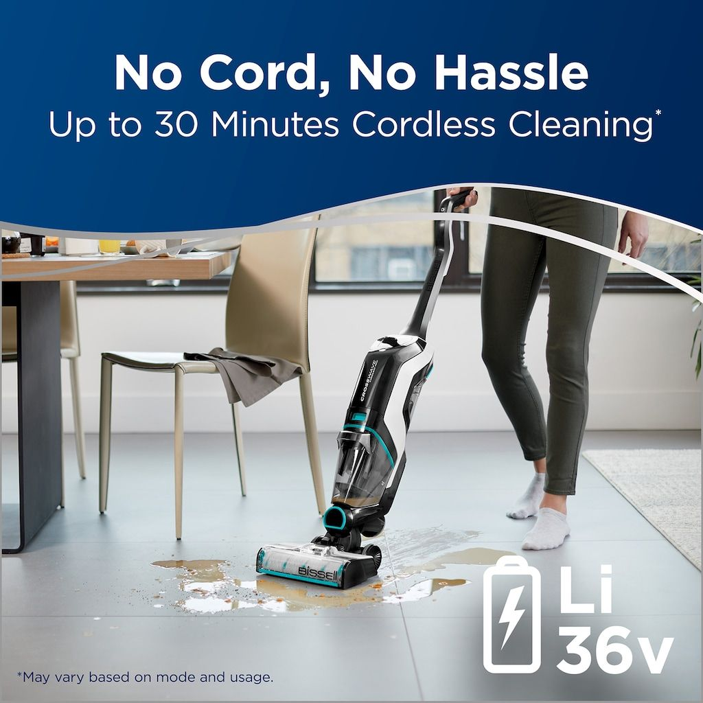 Bissell Crosswave Cordless Max Floor And Carpet Cleaner With Wet Dry Vacuum In 2020 Wet Dry Vacuum Wet Dry Vacuum Cleaner Wet Dry Vac