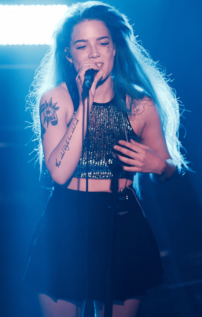 Halsey (singer) - Wikipedia | Mom Stream Now For Free 2018