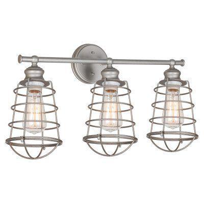 Design house ajax 3 light bathroom vanity light 519728