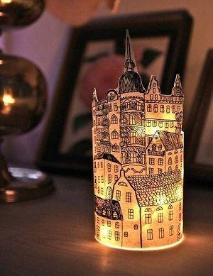 lamparas de papel - Buscar con Google