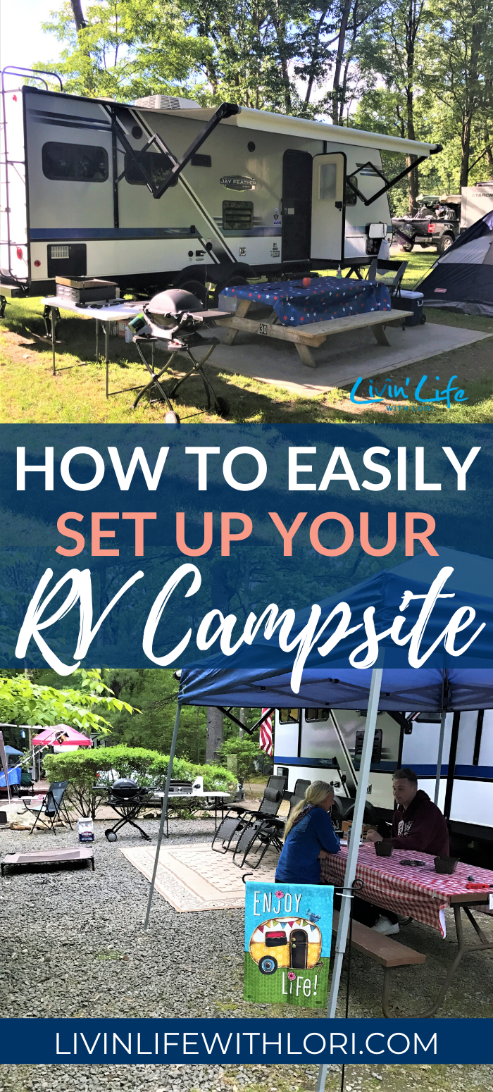 Photo of How To Easily Set Up Your RV Campsite