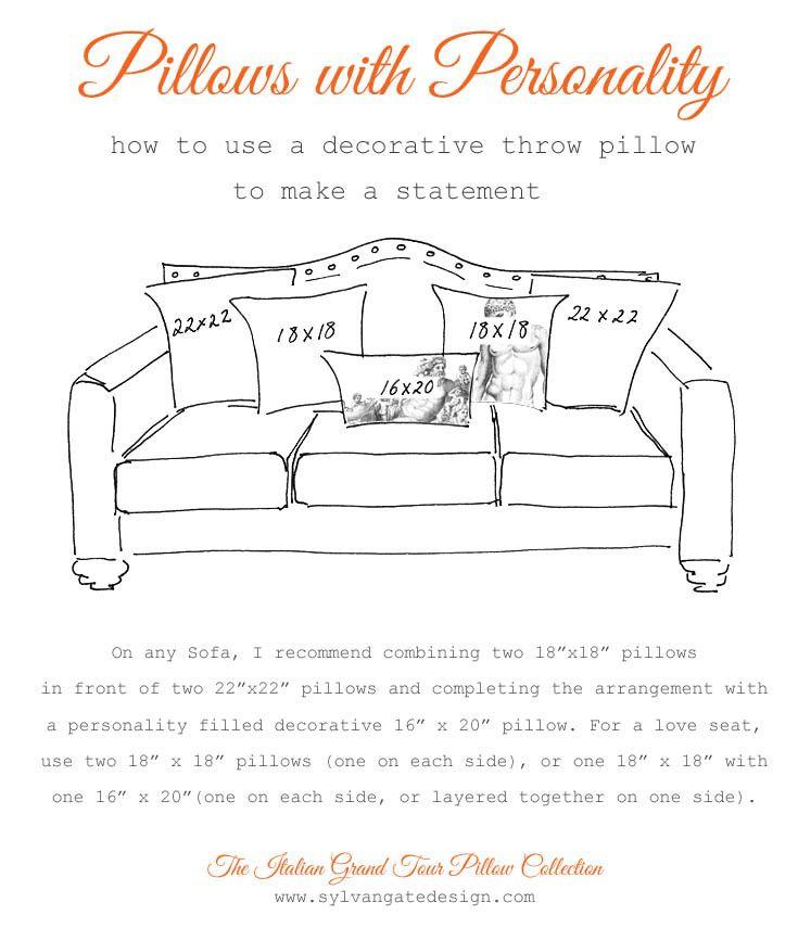 How To Arrange Pillows On A Sofa Ideje Za Moj Novi Dom 9