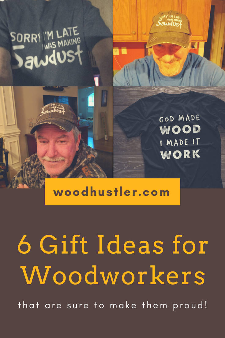 6 gift ideas for woodworkers that are sure to make them proud