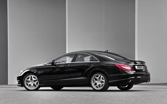 Mkb Cls 63 Amg 700 Hp Mercedes Benz Cls