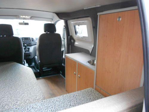 Otros Nissan NV 200 Seedorf Camper Tageszulassung En DE 23554 Lubeck Alemania