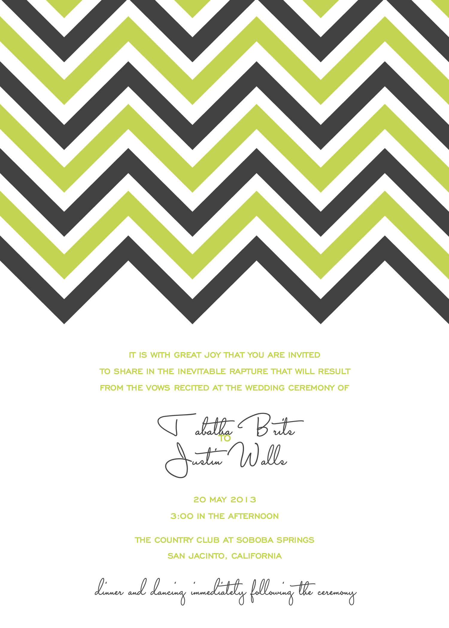 Elegant Monogram Free Printable Wedding Invitation Suite | Free ...