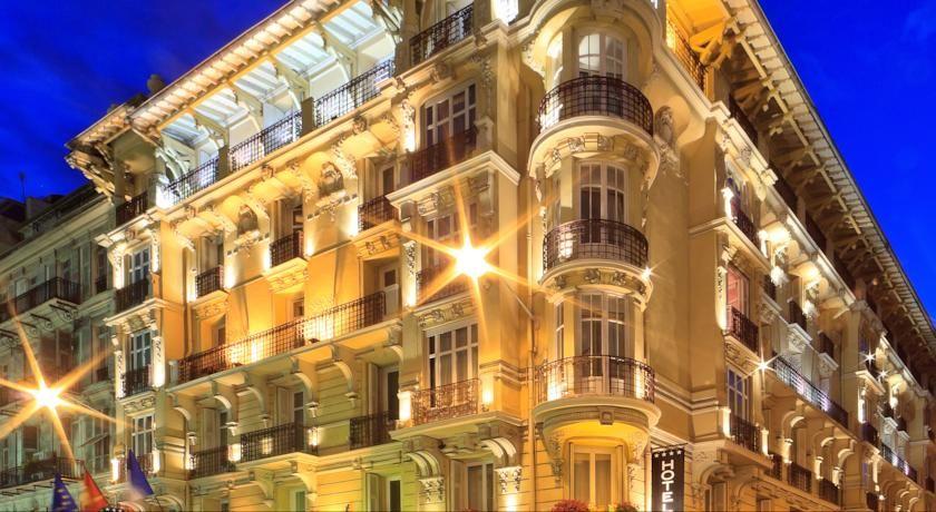 Hotel Mena Nice