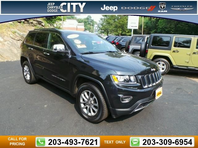 2014 Jeep Grand Cherokee Limited 39k Miles $28,295 39659 Miles 203 493 7621  Transmission