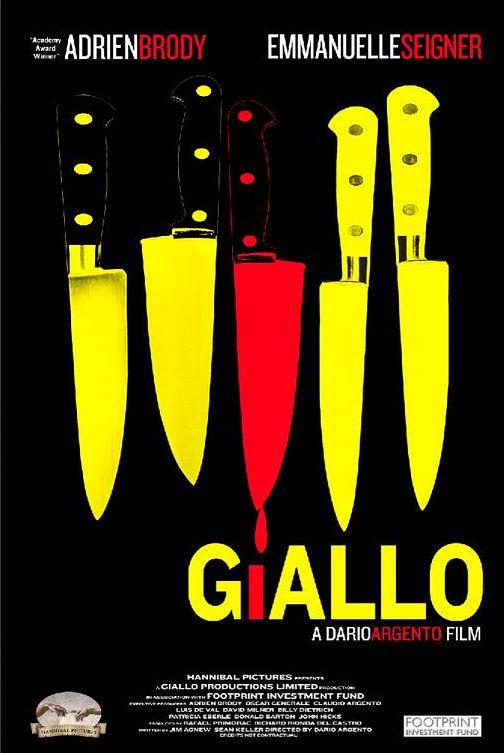 Giallo (2009) / Director: Dario Argento