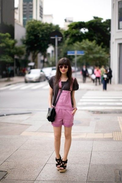@roressclothes closet ideas #women fashion Cute Shortalls