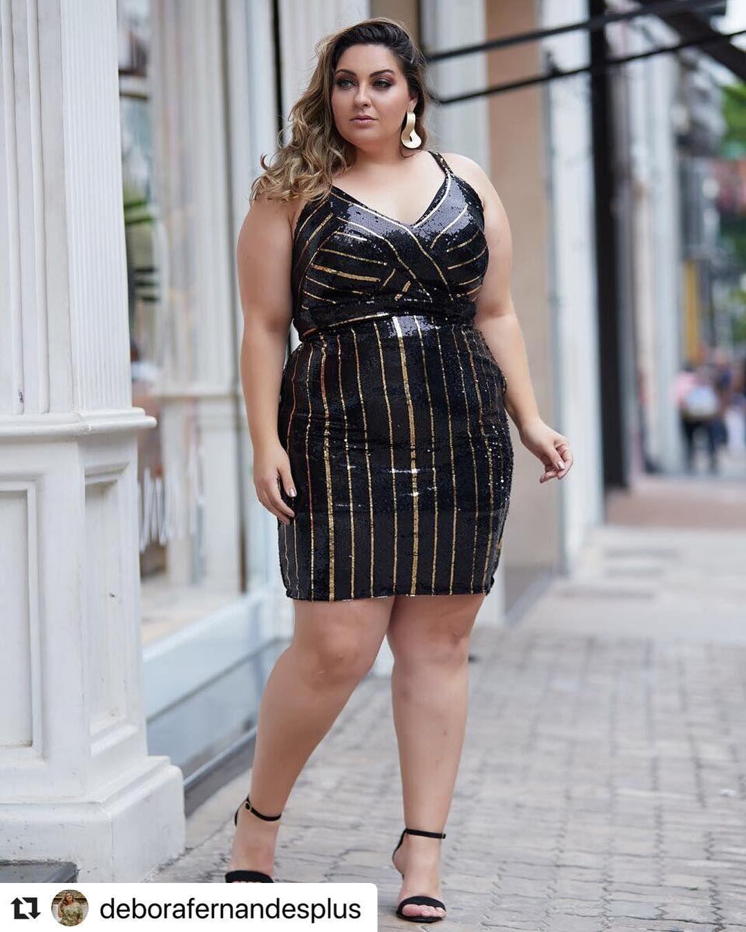 131e483335d5 malinhaplussize  lojaplussize…   Stay Classy! Curvy Evening Wear in ...