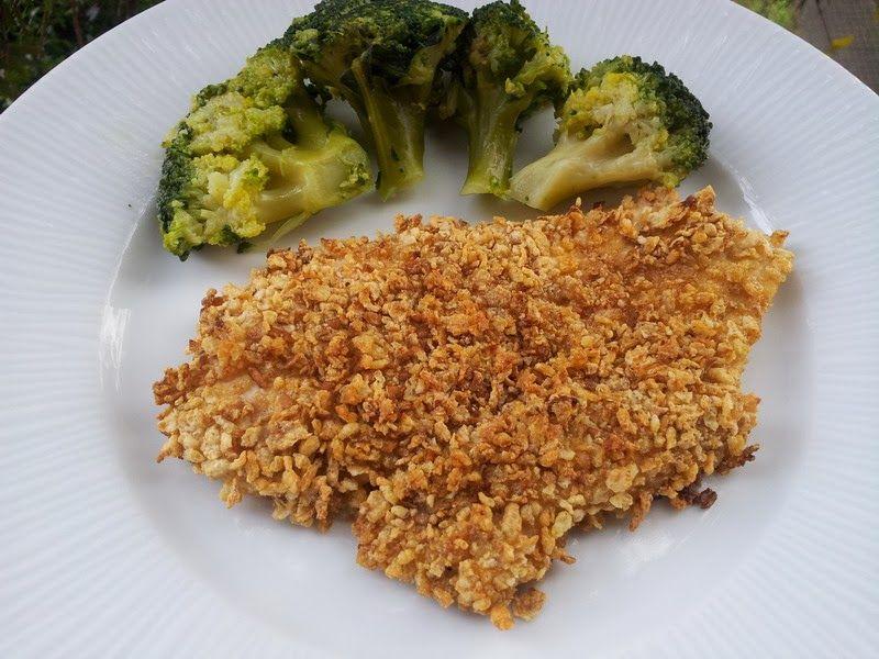 Il quaderno di Chiaretta: Cotolette di pollo in crosta croccante