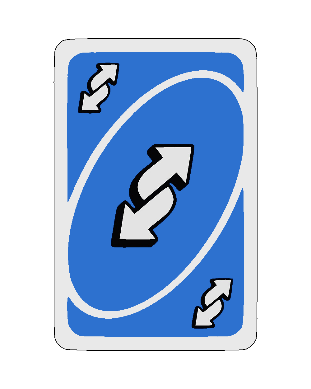 Light Blue Uno Reverse Card Sticker By Kaykiser In 2021 Print Stickers Uno Cards Sticker Collection