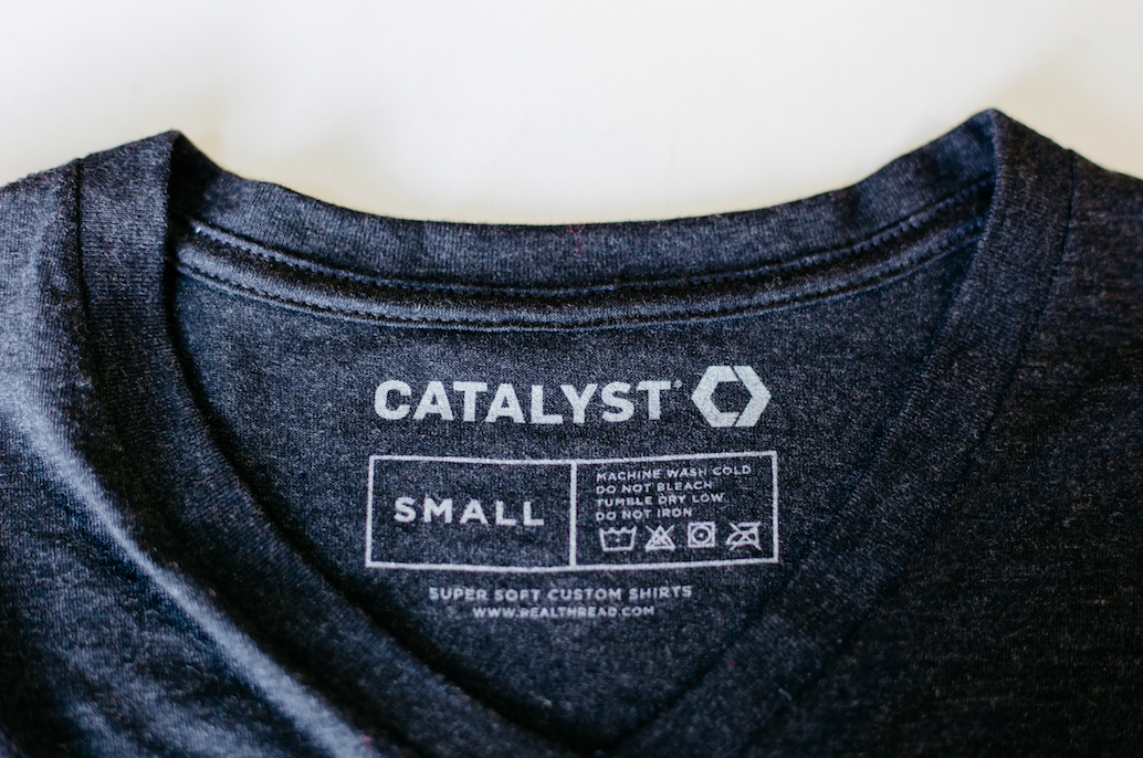 How To Create Custom Printed Labels For Your Shirts (Plus 10 Examples!)    Real Thread   Shirt label, T shirt label, Clothing labels design