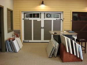 Showroom | Grand Rapids Garage Doors U0026 Openers | Environmental Door