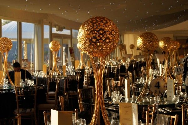 A Bond Themed Wedding Sapna Weddings South Asian Planning Gold Themedream