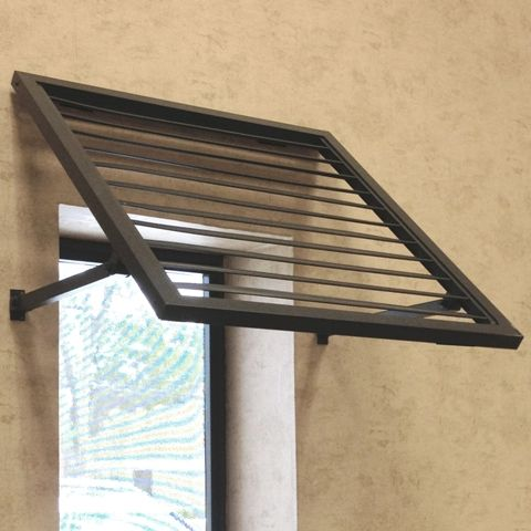 Bahama With Images Metal Awning Metal Awnings For Windows Exterior House Options