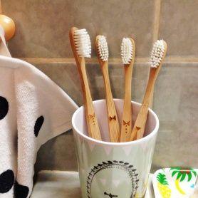 Schick bis an die Zahnbürste von Alltagsdesign