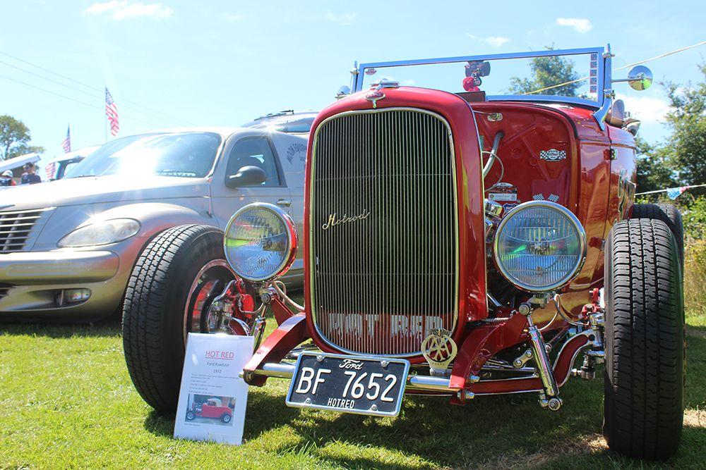 American Car Show Weekend Cofton Holidays, Dawlish
