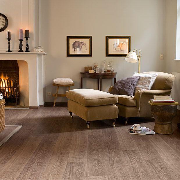 Laminate Quickstep Light Grey Oiled Oak Planks Colores De Suelos Laminados Parquet Laminado Salones Grises