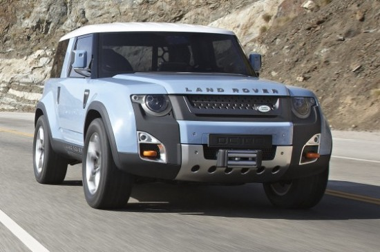 So About That Mercedes Glg Rendering Land Rover Defender