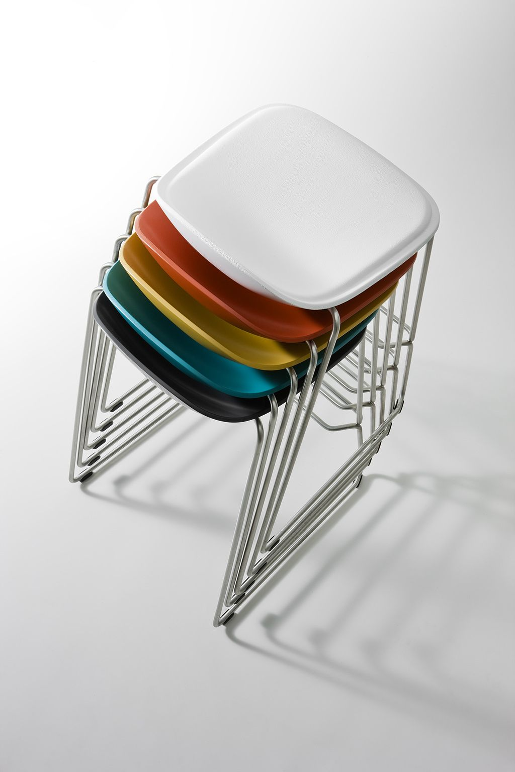 Attirant Dada Sga Bello Stackable Kitchen Stool. Designed By Giulio Castegini And  Zoran Jedrejcic | Italian Design