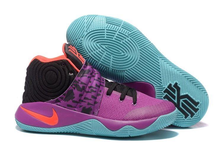 "super popular 23aaa 79001 Nike Kyrie 2 ""Easter"" Purple Mint-Red-Black"