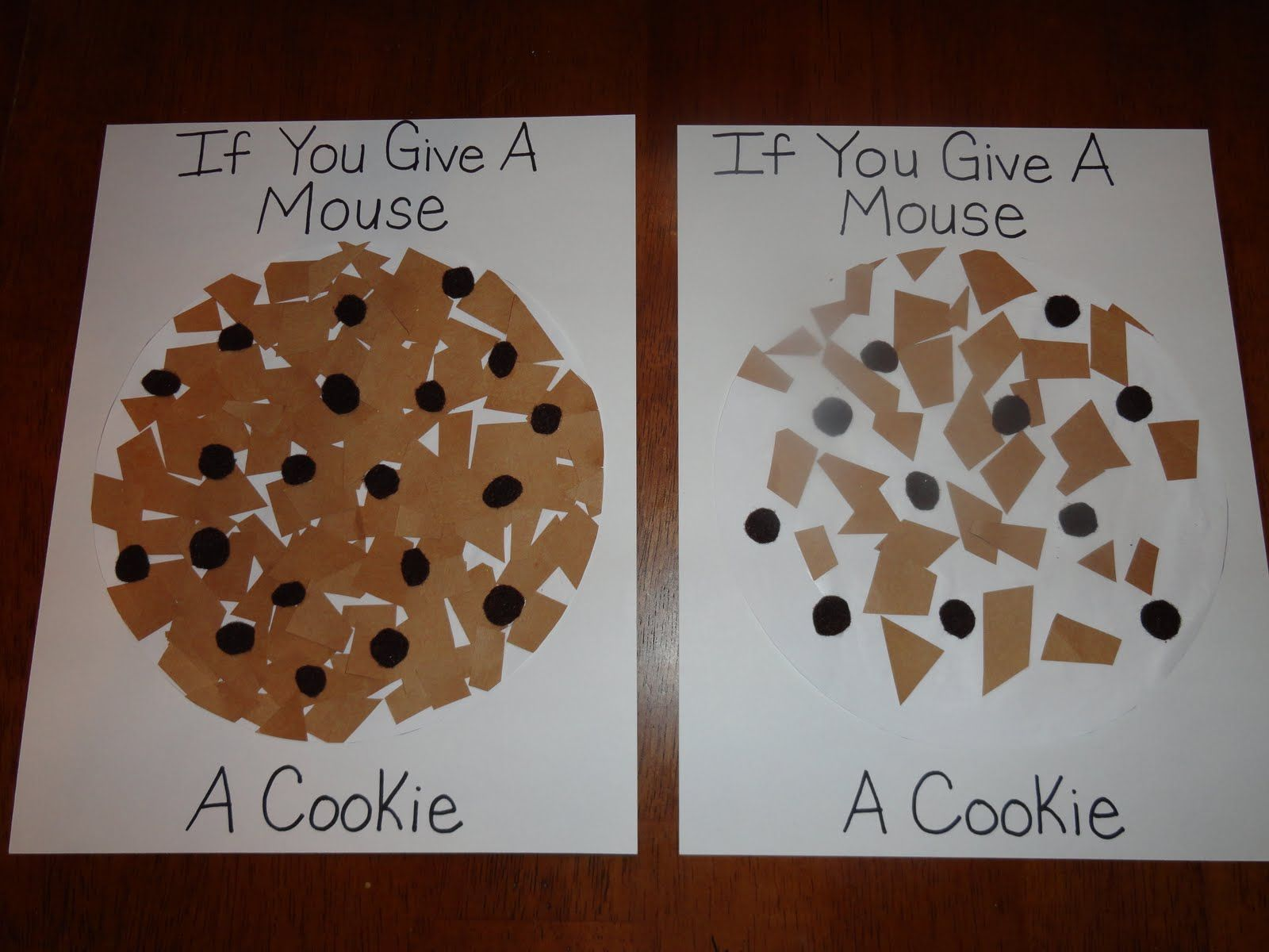 if you give a mouse a cookie printables google search