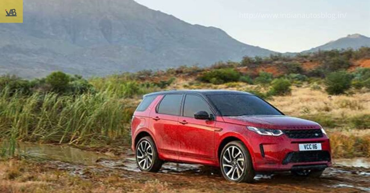 2020 Land Rover Discovery Sport will be Launched Tomorrow