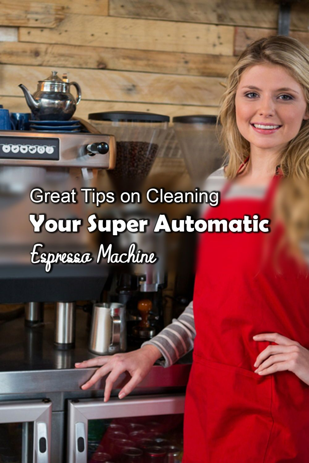 Great Tips on Cleaning Your Espresso Machine Automatic