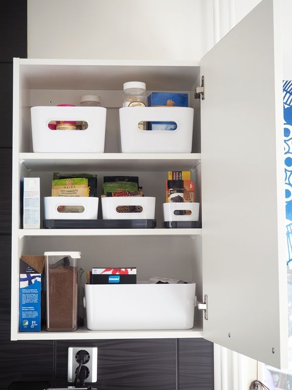 SmartStore™ Compact in the kitchen cabin