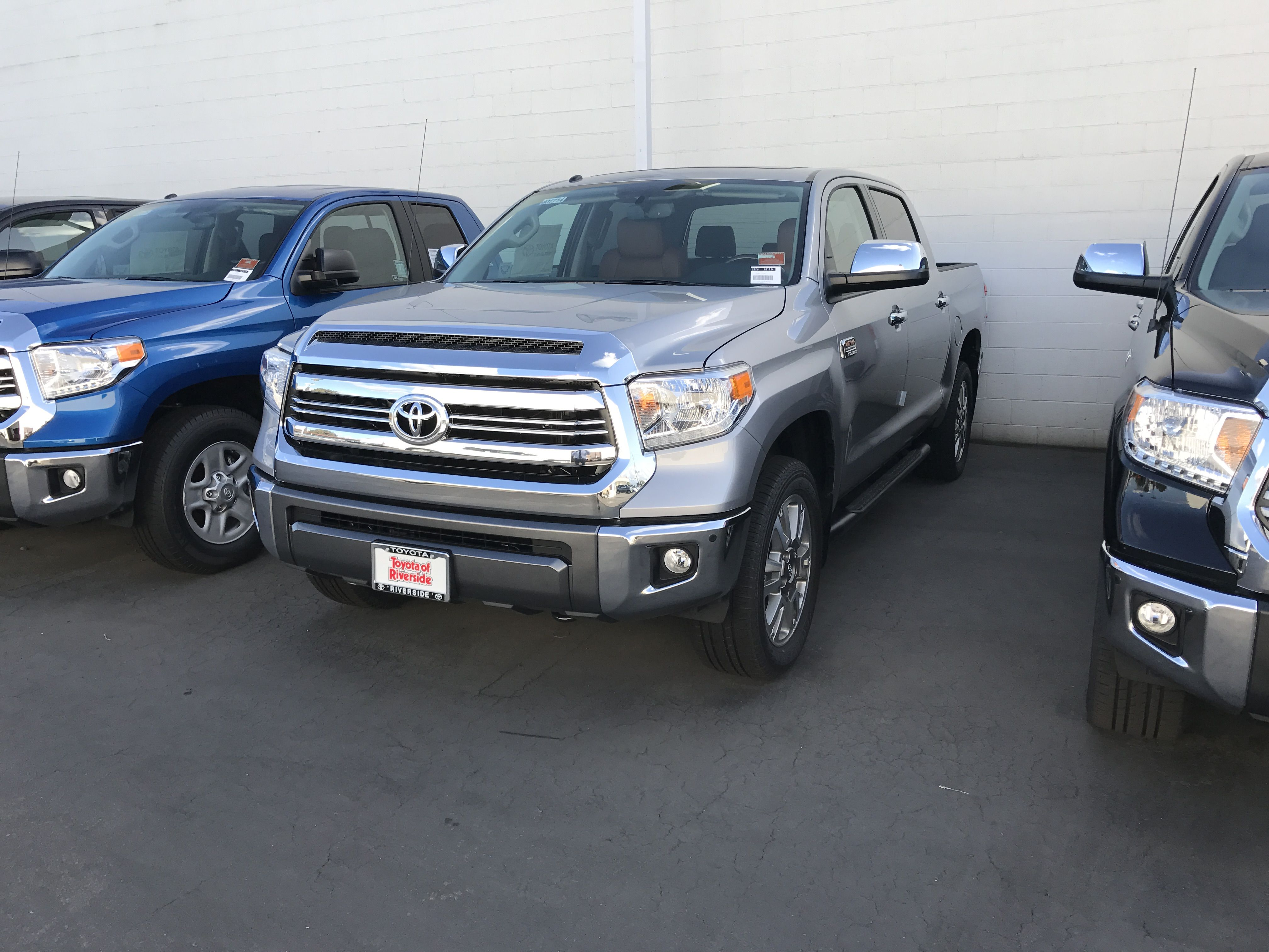 2017 toyota tundra 1794 for sale