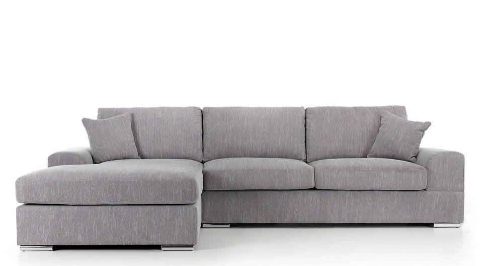 Veda Corner Sofa Light Grey Modern Co Uk Corner Sofa Next Sofa Corner Sofa