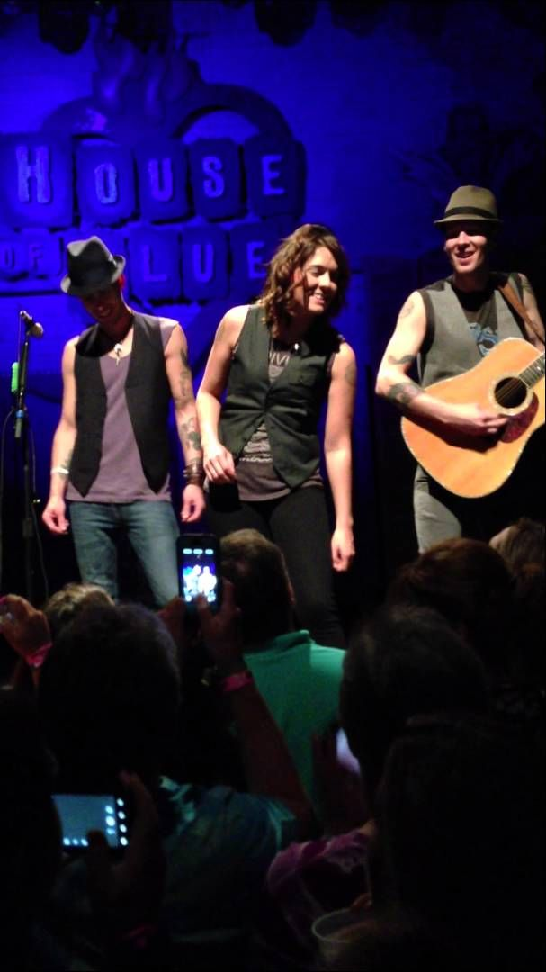 "Brandi Carlile ""What Can I Say"" UNPLUGGED in New Orleans 5-26-13"